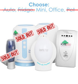IonLite Air Purifiers - #6893
