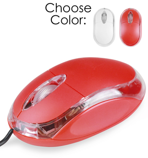 USB Optical Mouse - #6906