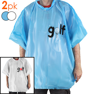 Emergency Poncho 2-pk - #6915A