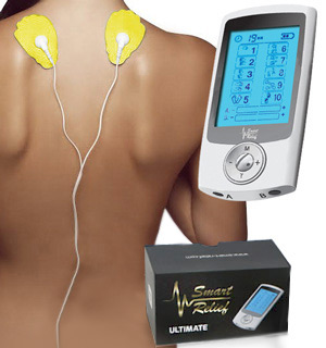TENS Unit Electronic Massager & Muscle Stimulation Kit - #6920