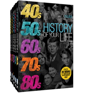History of Your Life DVD Collection - #6933