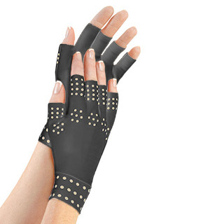 Magnetic Therapy Compression Gloves - #6950