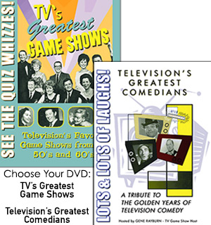 Golden Age of TV Greatest DVDs - #6954