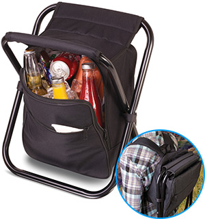 Backpack Cooler Chair - #6984