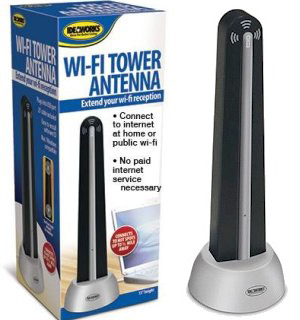 Long Distance WiFi Tower Antenna (Windows and Mac Compatible) - #6993