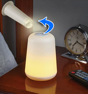 Night Lamp and Flashlight - #7002
