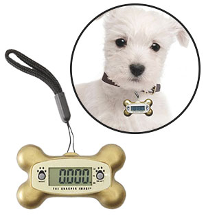 Pet-O-Meter by Sharper Image - #7012