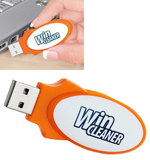 As Seen On TV | Win Cleaner One Click PC Cleaner - #7024