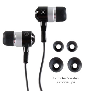 Music Gear Noise Reducing Earbuds - #7033