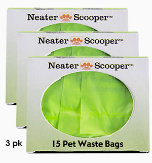 Neater Scooper Refill Bags - #7062