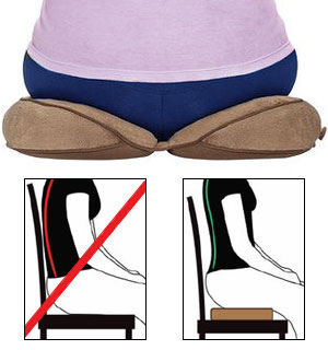 Posture Support Cushion - #7070