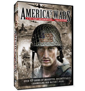 America's Wars A 93 Part Collection on 12 DVDs - #7079