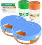 PillTracker Automatic Medication Tracking Bottle and Case (4-piece Set)