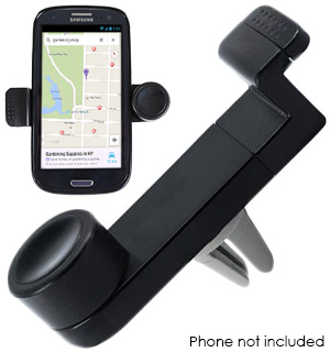 Portable Car Air Vent Mount for Mobile Phones - #7099