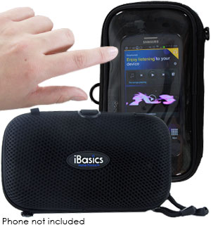 Portable Speaker Case with Carrying Case - #7105