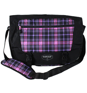High Sierra Grip Messenger Bag - #7114
