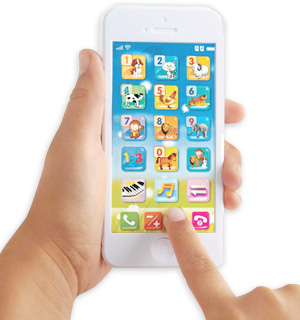 eduTab Smart Phone Toy - #7122