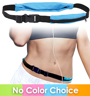 Dual Pocket Smart Belt