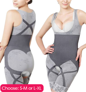 Bamboo Slimming Shapewear - #7171