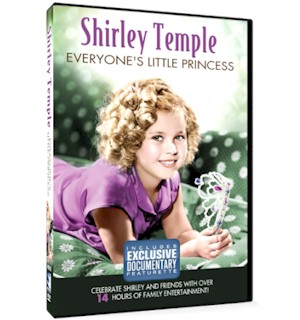 Shirley Temple: Everyone's Little Princess and Other Classic DVD Collection - #7220