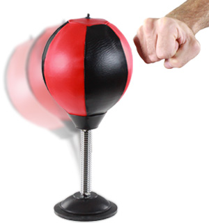 Desktop Punching Bag - #7231