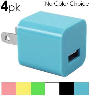 Universal USB Wall Adapter - #7256A