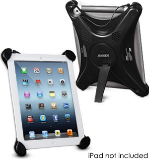 Jensen Portable Stereo Speaker and Stand for iPad - #7264