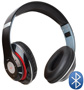 HD Wireless Headphones With Built-in Microphone by Soundlogic - #7323
