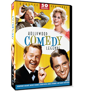 Hollywood Comedy Legends DVD - #7358