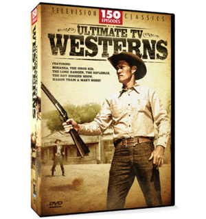 Ultimate TV Westerns DVD - #7361