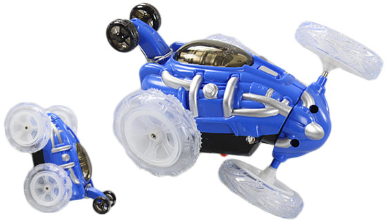 RC Stunt Car with LED Light FX