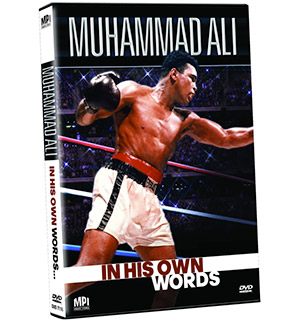 Muhammad Ali: In His Own Words DVD - #7521