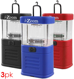 The Mighty Mini 11-LED Lantern 3-Pack - #7525