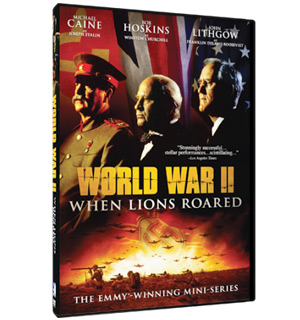 World War II: When Lions Roared DVD - #7545