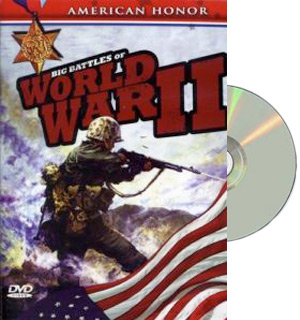 Big Battles of World War II 2 DVD Set - #7632