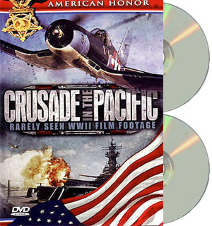 Crusade In the Pacific Collector's Edition  24-Episodes on 2 DVD - #7636