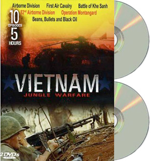 Vietnam: Jungle Warfare 2 DVD Set - #7637