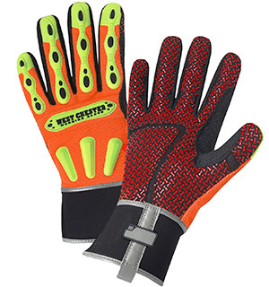 West Chester R2 Safety and Mechanic Gloves - #7641