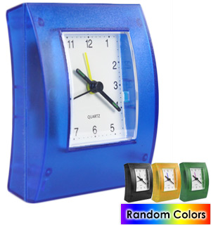 Classic Designed Quartz Alarm Clock - #7651