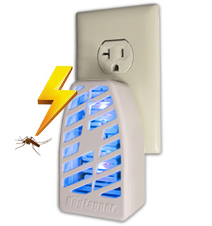 The Original Ninja Indoor Plug In Bug Zapper - #7665