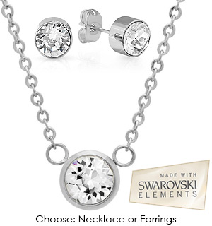 Stunning Swarovski Elements Exclusive Collection - #7675