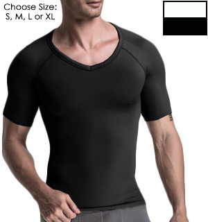Short Sleeve Extreme Fit Compression Shirts - #7692