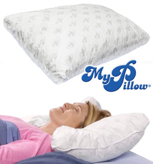 MyPillow Classic Series Bed Pillow, Standard/Queen Size - #7700