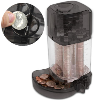 New stuff department pulsetv - Sorting coin bank ...