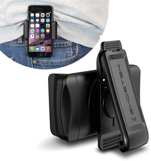 Universal Smartphone Belt Holster by Ghostek - #7738