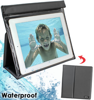 REPEL Waterproof Tablet/iPad Case - #7741