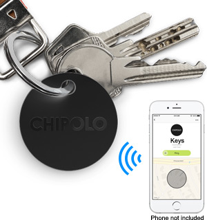 Chipolo Plus: World's Loudest Bluetooth Tracker - #7762