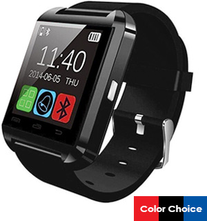 Bluetooth Smart Watch by Hype - #7768