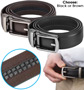 The Perfect Fit No-Hole Ratcheting Belt - #7786