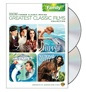 TCM Greatest Classic Films Collection: Family (DVD) - #7799